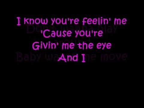 Anticipating Lyrics