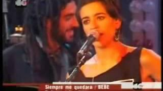 Siempre Me Quedara (DJ DrUnK®)-Bebe (2009) video concierto remix