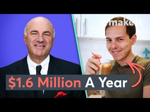 Kevin O'Leary Reacts: Living On $1.6 Million A Year In Los Angeles | Millennial Money