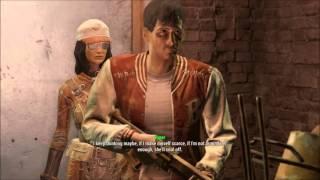Fallout 4 - maximum awkward flirt with piper