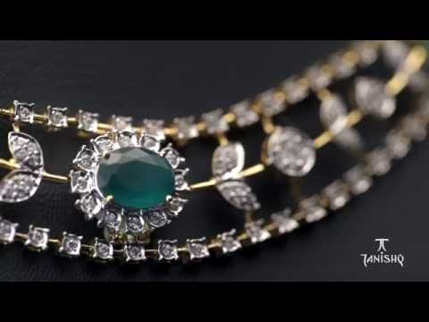 Tanishq presents Queen of Hearts : Beautifully crafted diamond jewellery