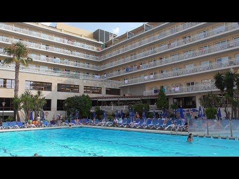 #Vlog Испания: отель Oasis & Spa Ллорет де мар/Коста Брава