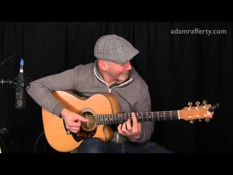 Adam Rafferty  Affirmation  George Benson  Solo Fingerstyle Guitar