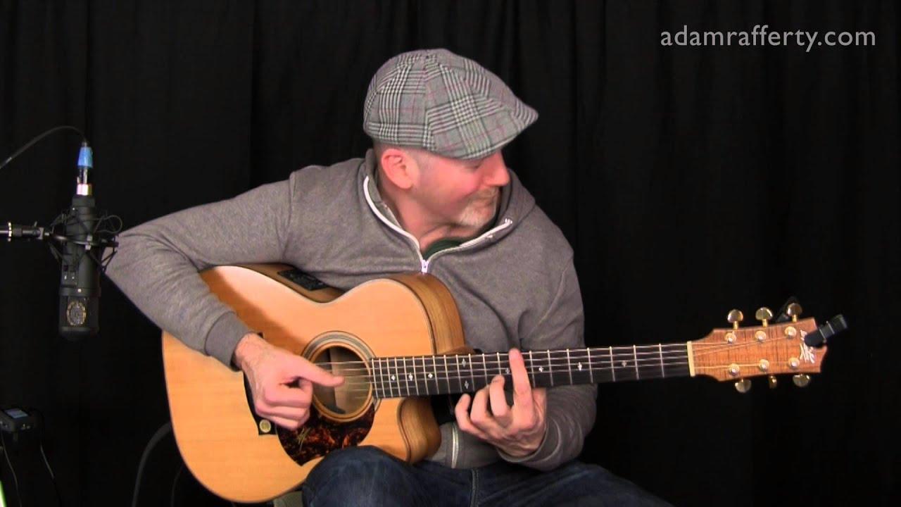 adam-rafferty-affirmation-by-george-benson-solo-fingerstyle-guitar-adam-rafferty