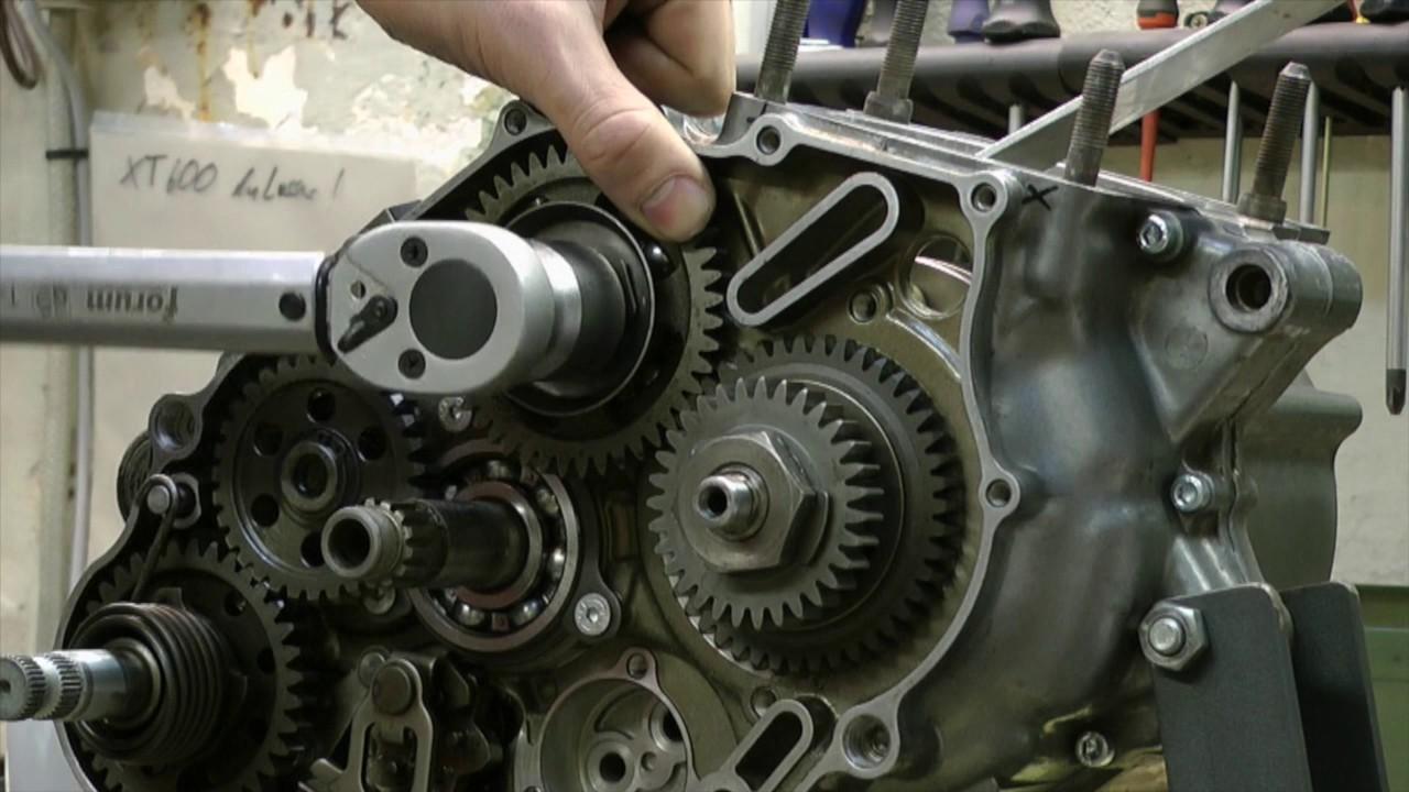 Rebuild Yamaha Srx  Engine