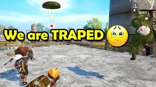 We got Traped in Milta factory😢 for Drops around Hacker