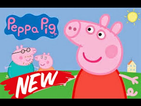 Peppa Pig English Episodes-Peppa Pig English Episodes New 2015 HD