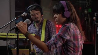 "Bomba Estéreo performs ""Fuego"" at Red Bull Studio Sessions"