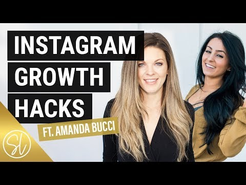 Grow ORGANICALLY on Instagram & GAIN REAL FOLLOWERS ft. Amanda Bucci