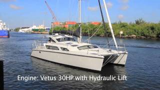 2008 Performance Cruising Gemini 105Mc Catamaran