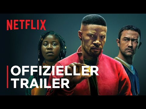 """Project Power"" mit Jamie Foxx 