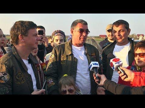 08.04.2019 Рекорд встановлено! Відбувся найдовший авіапереліт над Україною