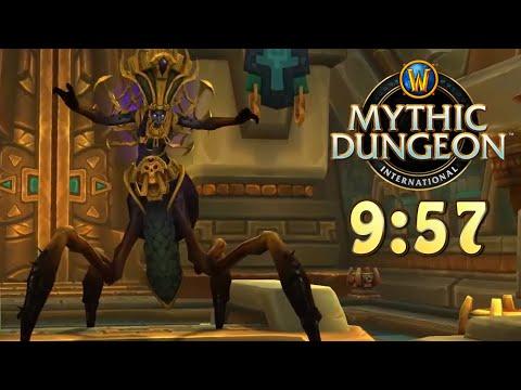 Atal'Dazar (+19)   MDI Best Dungeon Run   Method EU   Spring 2020   World Of Warcraft