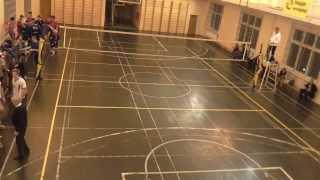 Волейбол. Студенческая Суперлига (муж) МАДИ-МГТУ (Баумана) (3:2) 12-10-2015