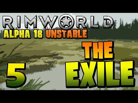 Rimworld Beta 18 | Ep 5 - Work Frenzy [Rimworld BETA 18 World of Story Update]