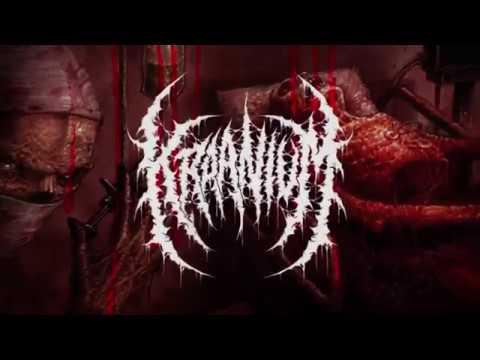Kraanium - Blob of Inhuman Metamorphic Transfusion []lyric video]