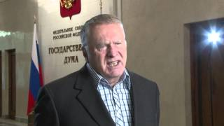Владимир Жириновский: Война на Украине измучила западных лидеров