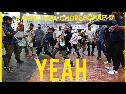 Usher - Yeah! ft. Lil Jon, Ludacris | Kartik Raja Choreography | Dance cover
