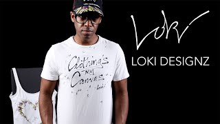 Loki Designz hiTechMODA Show Background Video NYFW