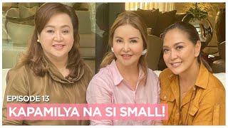 KAPAMILYA NA SI SMALL! | Karen Davila Ep13