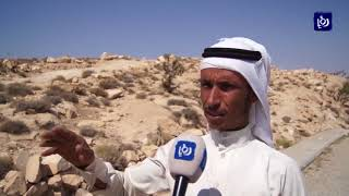 مطالبات باستكمال طريق الشوبك - وادي عربة - (25-8-2017)