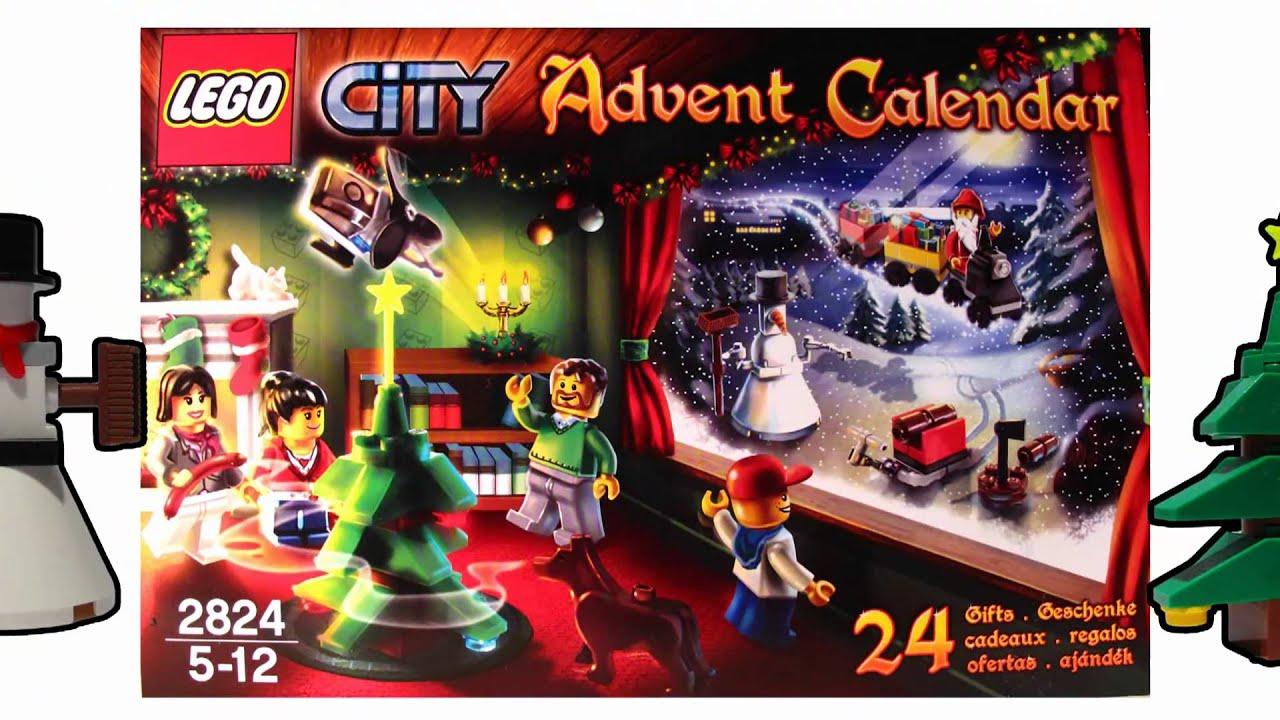 lego city and kingdoms advent calendar 2010 interactive. Black Bedroom Furniture Sets. Home Design Ideas