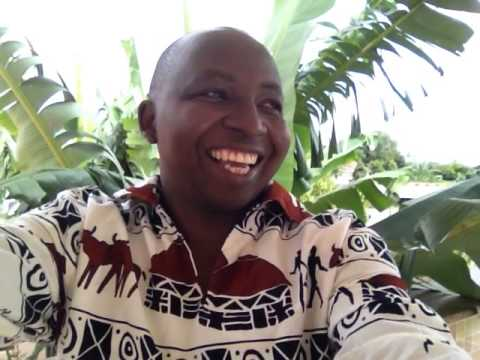 Japanese Speaking Guide Samuel Mugisha Kampala Uganda
