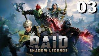 Raid Shadow Legends - Plarium - Part 3 Gameplay - iOS / Android / PC