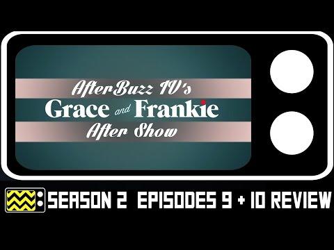 Grace & Frankie Season 2 Episodes 9 & 10 Review & After Show | AfterBuzz TV