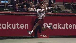 2016 Rakuten Japan Open, Tokyo: Quarter-Final Highlights ft. Monfils & Kyrgios