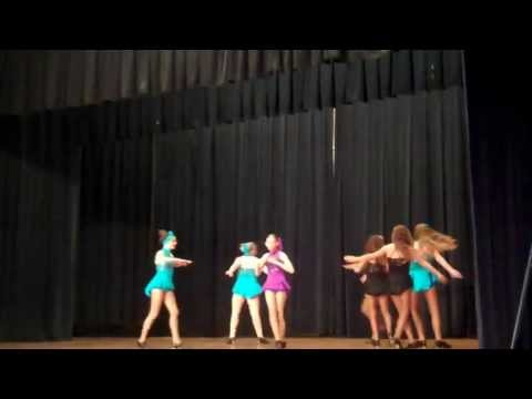 Shirleys Dance Recital held at Grangeville High School 2