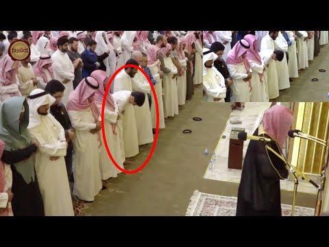 Nasser al Qatami'den yere yıkan okuyuş