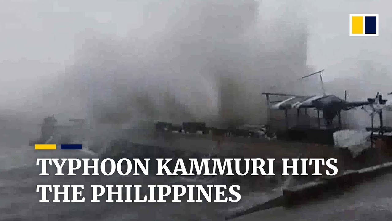 The Philippines Evacuates More Than 200 000 People Ahead