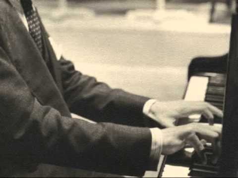 Dinu Lipatti plays Mozart Sonata in A Minor, K310, at his last recital