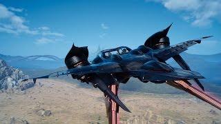 実写並みのクオリティー!FF15に登場する「レガリオ」で大空を飛び回る!