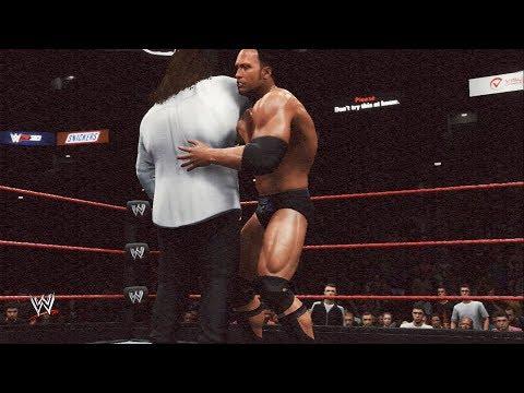 WWE 2K20 WWF WrestleMania 2000 Finishers  