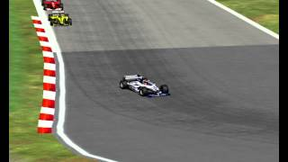 Grid Start 2000 Sepang Malaysia Grand Prix full Race Formula 1 Season Mod F1 Challenge 99 02 game year F1C 2 GP 4 3 World Championship 2013 2014 2015 2016 2012 15 12 38 293