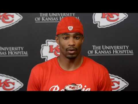 Chiefs WR Rod Streater talks about fitting into the team