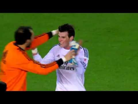 Gareth Bale vs Barcelona (N) Copa del Rey-Final 13-14 HD 720p