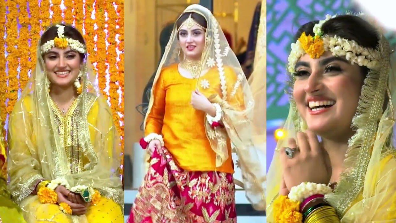 Download Pakistani actress Hiba Bukhari latest musically tiktok video   BTS of Deewangi drama Har pal geo