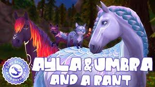 New Jorvik Wilds Ayla And Umbra - Star Stable Online Update