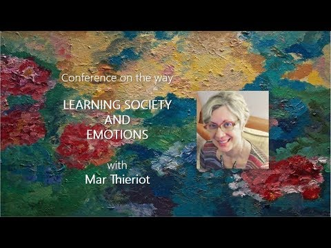 LEARNING SOCIETY AND EMOTIONS with Mar Thieriot