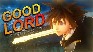 Yelling About The Kingdom Hearts 3 Opening (Analysis of Sorts)