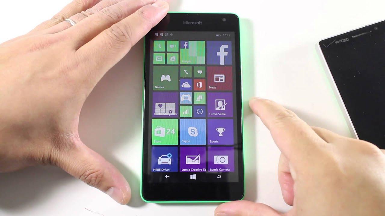 How to change the language on Windows Phone 8 1 | Windows