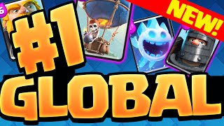 Clash Royale Strategy ♦ CHANGE THE META! ♦ TOP Global Gameplay