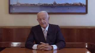 ► A Dinner Party in Venezia: Welcome - Arrigo Cipriani, Harry's Bar owner | by yoox.com Thumbnail