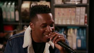 Leslie Odom Jr. at Paste Studio NYC live from The Manhattan Center