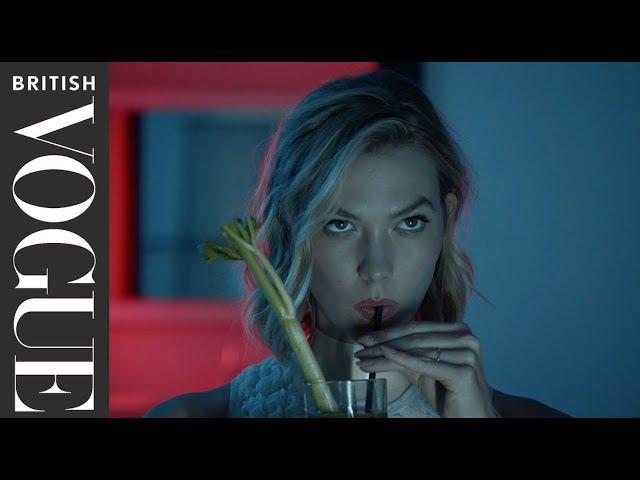 Waking Up With Karlie Kloss | British Vogue