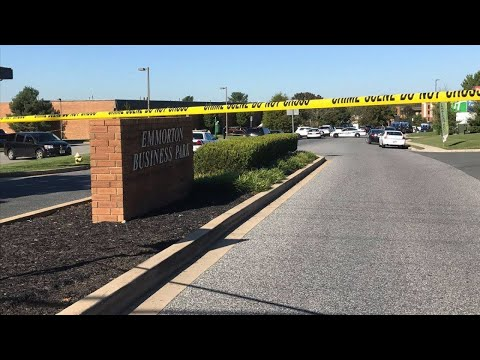 3 dead after Maryland business park shooting