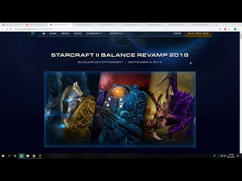 NEW BALANCE PATCH!!! - September 11th 2018